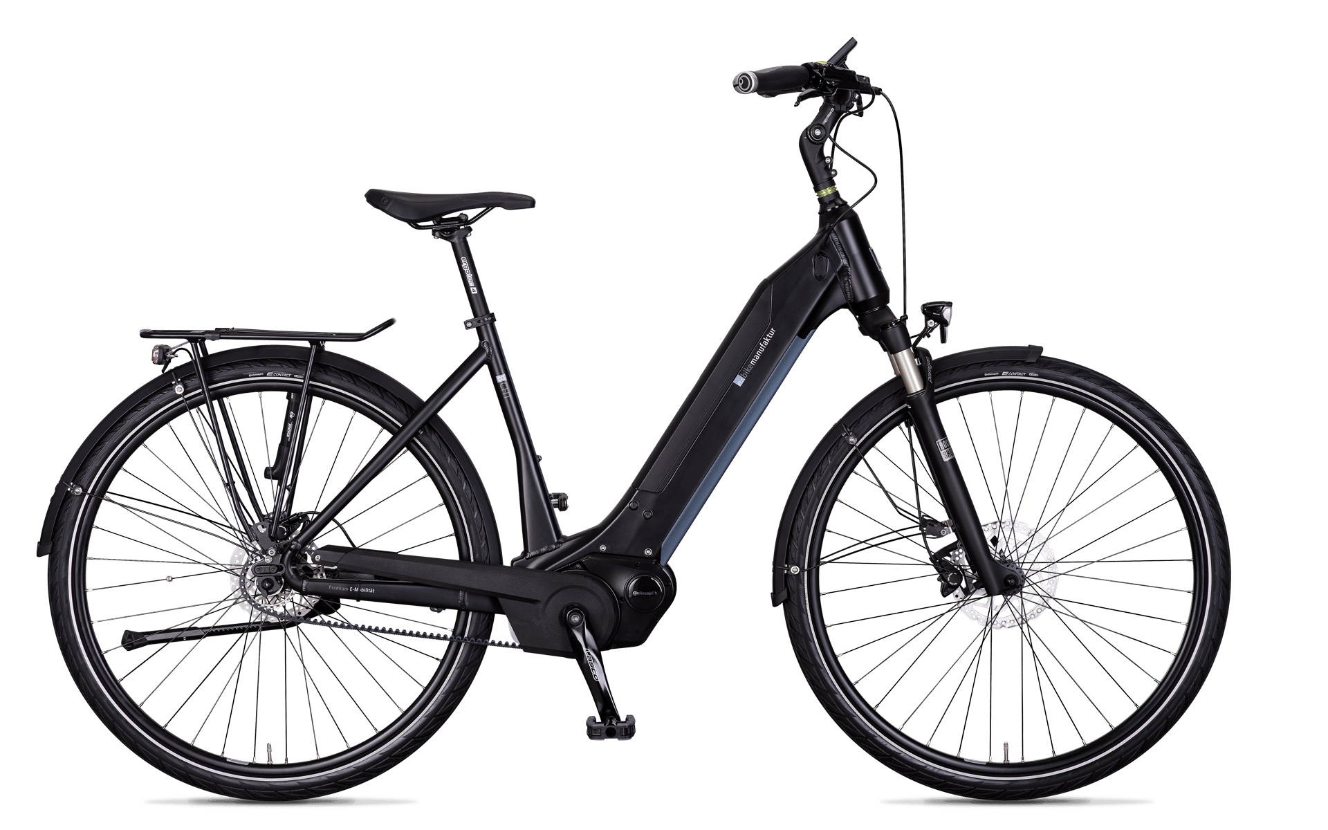 E-Bikes 8CHT (Gates) by E-Bike Manufaktur