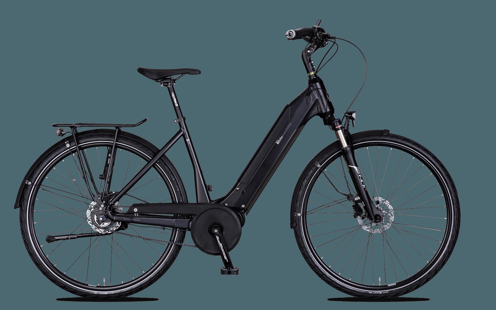 E-Bikes der e-bike manufaktur - Premium E-Mobilität