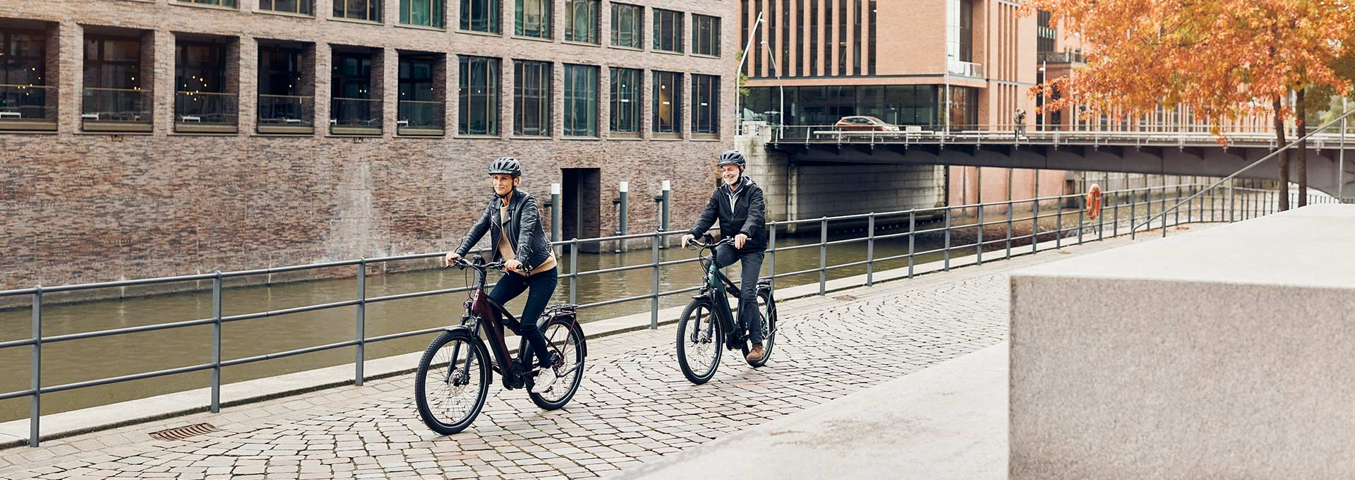 E-Bike Tour – e.bike manufaktur